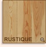 Parquet pin cloué